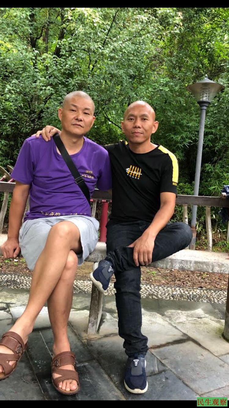 湖南工运领袖何朝辉失联疑与李鹏相片合照有关
