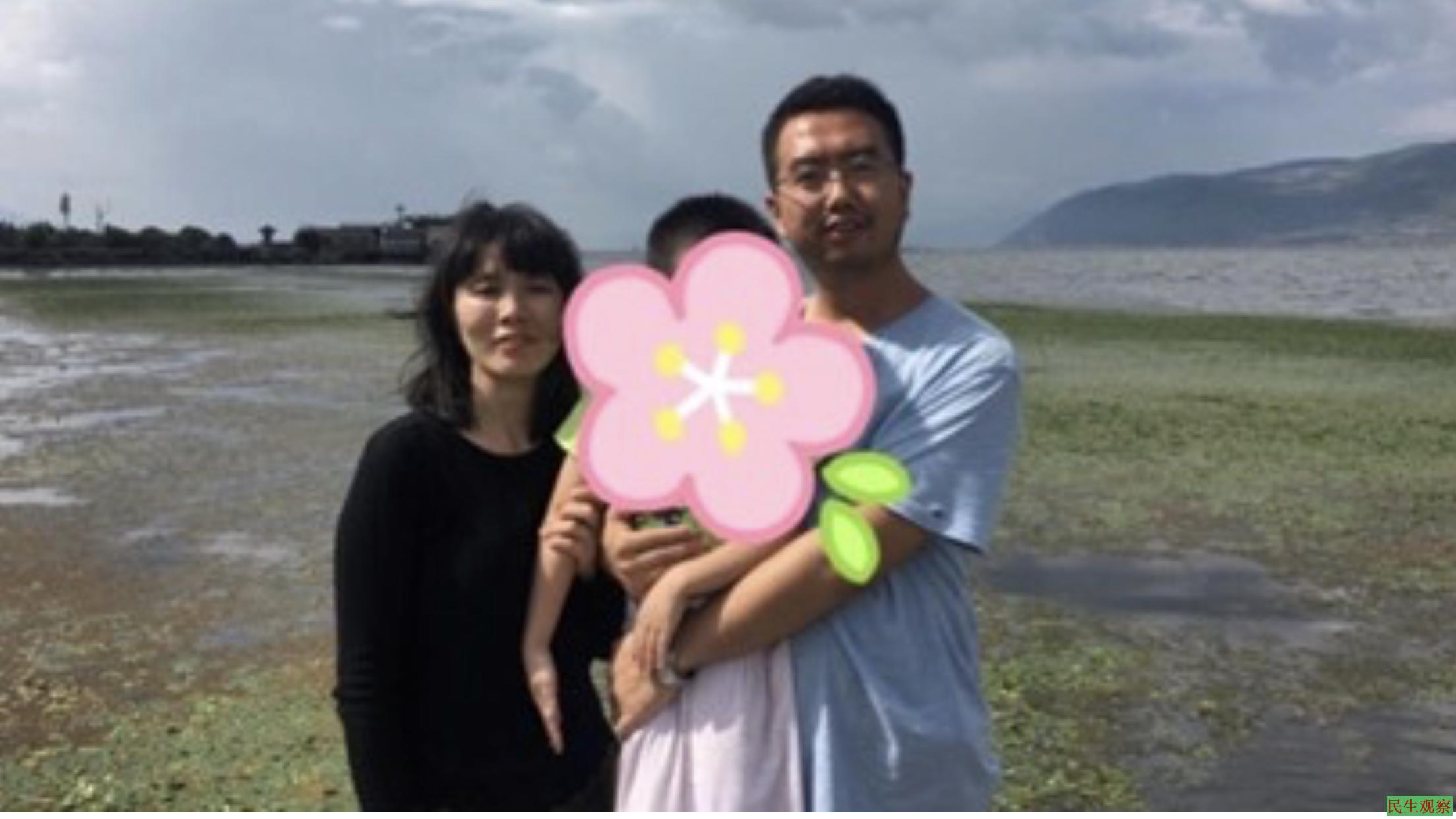 常玮平妻子陈紫娟:常玮平及其律师之路